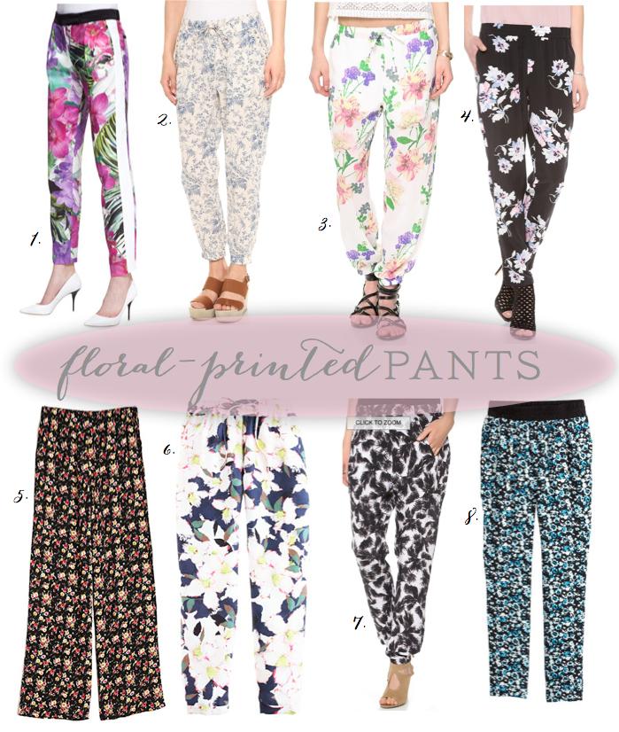 floralprintedpants