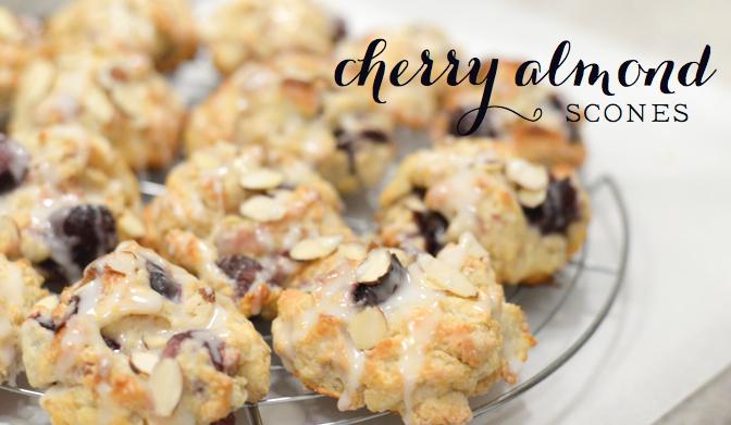 cherryalmondscones