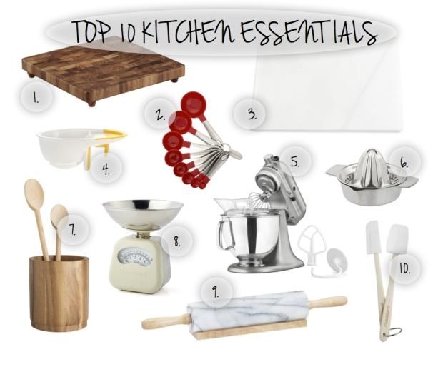 kitchenessentials