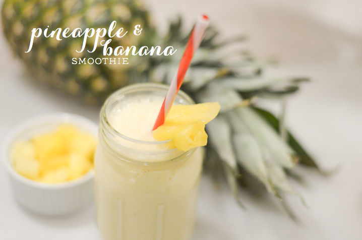 pineapplesmoothie