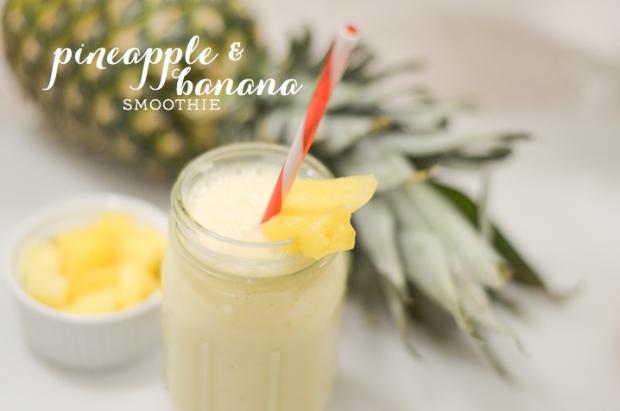 pineapplesmoothie
